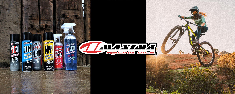 MAXIMA = Maximální možná ochrana a výkon pro Vaše kolo!