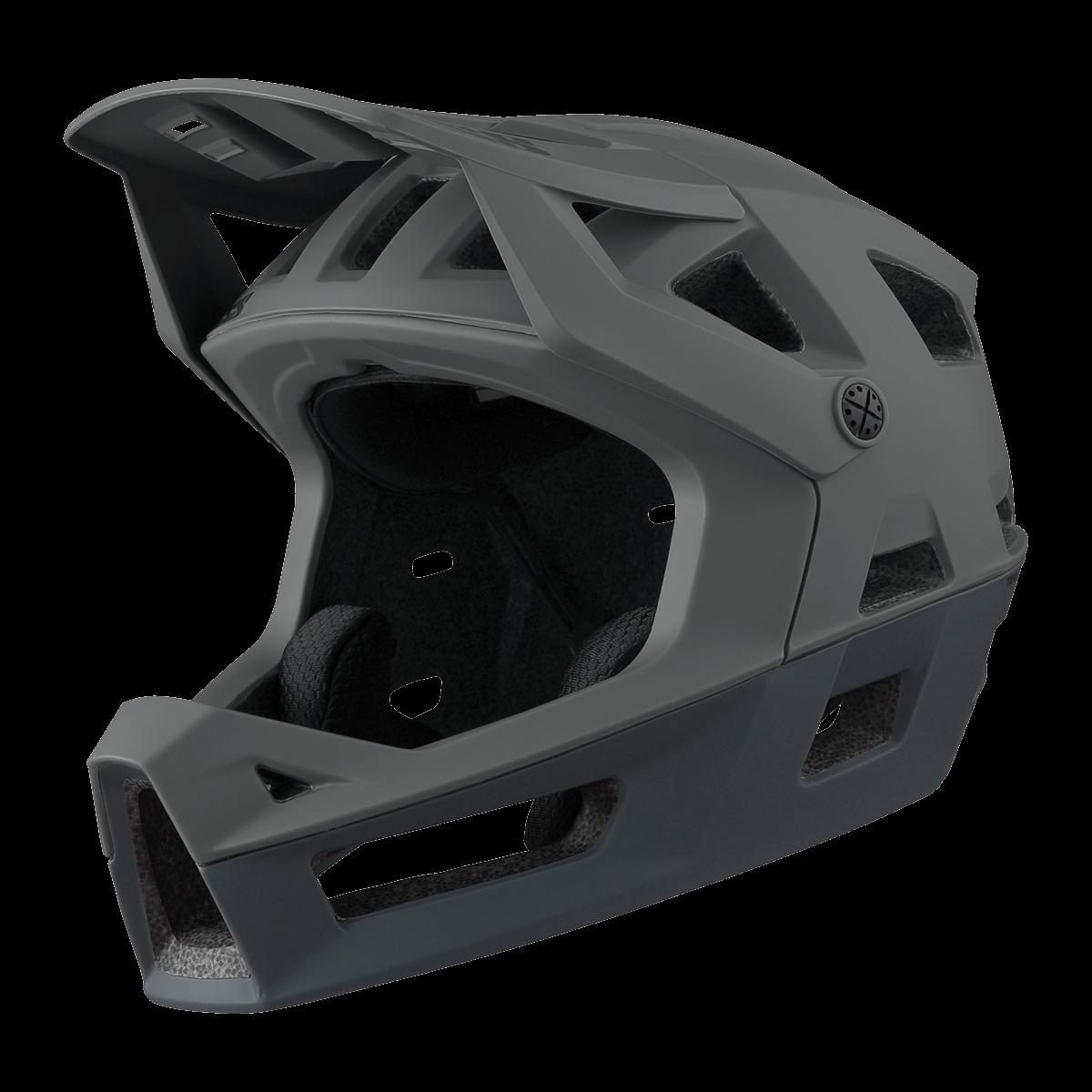 iXS integrální helma Trigger FF Graphite vel. ML (58-62cm)