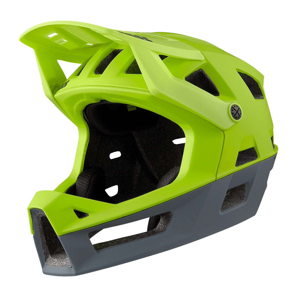 iXS integrální helma Trigger FF Lime vel. SM (54-58cm)