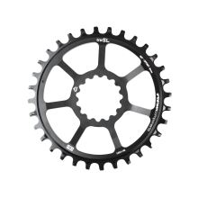 E-13 převodník SL Guidering | Direct Mount | Boost/non-Boost Adjustable Chainline Cranks | Black | 10/11/12spd