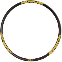 "SPANK Spike Race 33 ráfek, 27.5"" Black/Yellow"