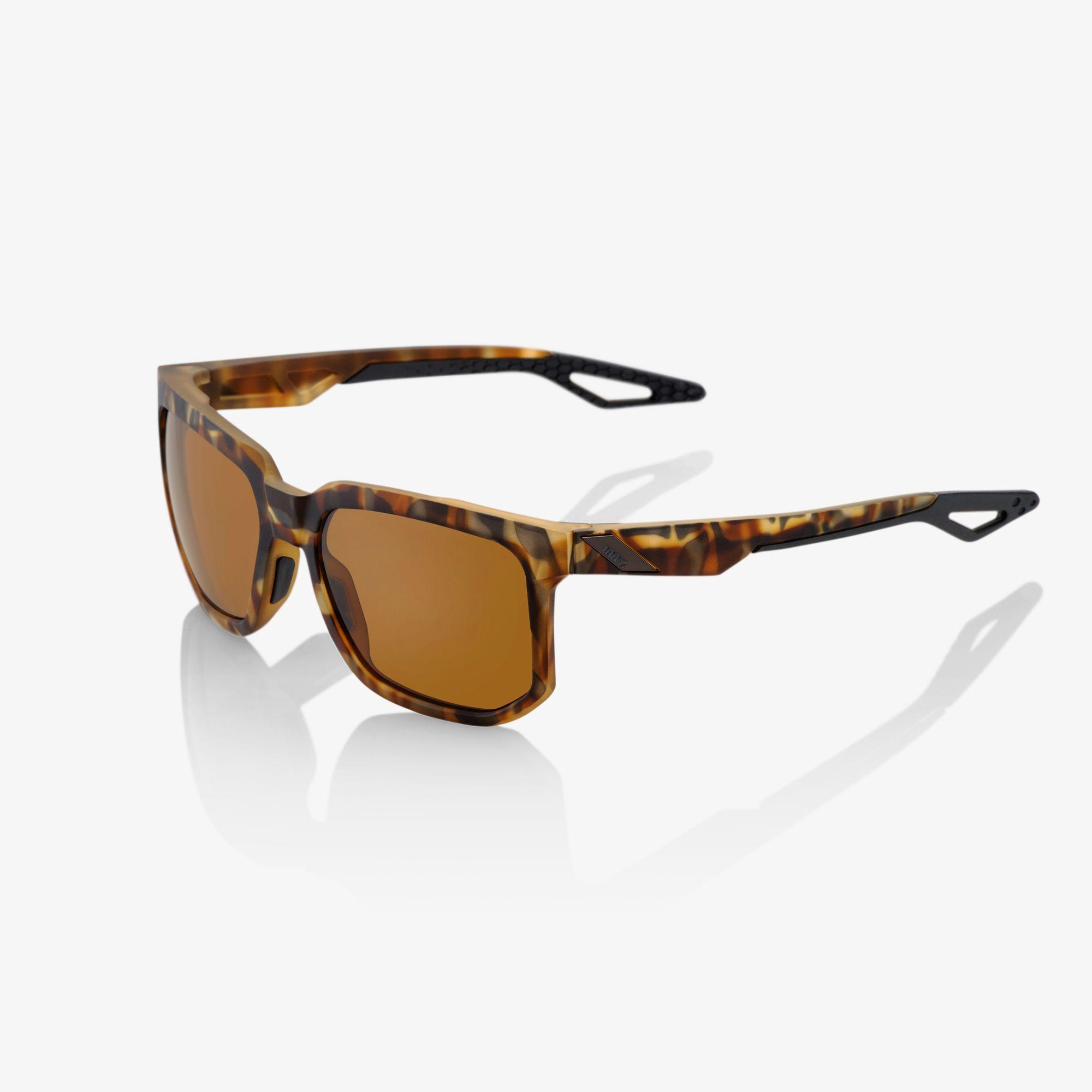 100% brýle Centric  Soft Tact Havana / Bronze Peak Polar