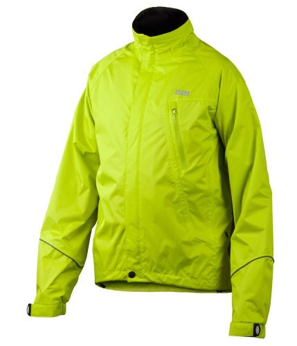 iXS bunda Chinook All-W.-Comp rainjacket green