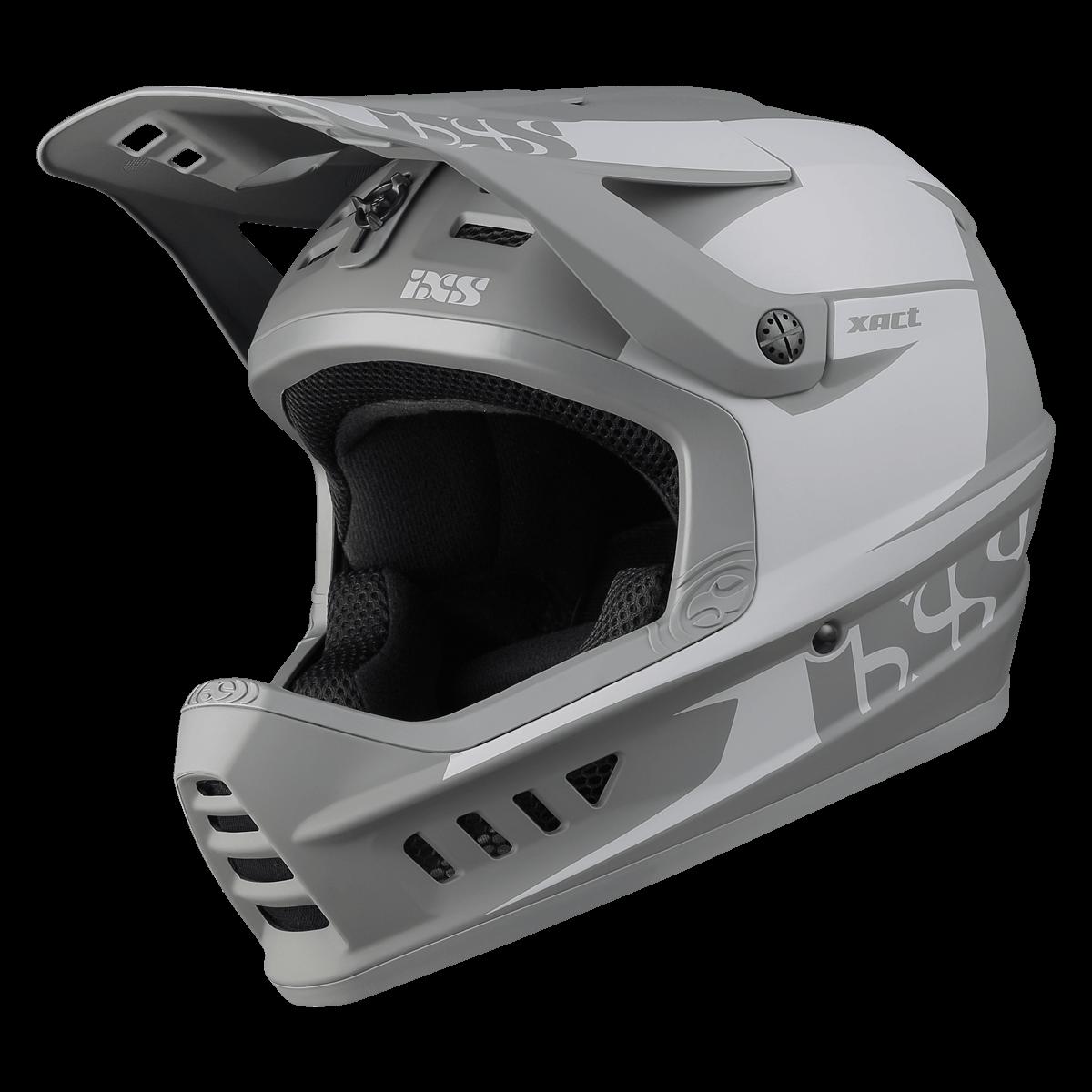 iXS helma integrální XACT EVO grey-graphite LXL (60-62cm)
