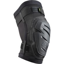 iXS chrániče kolen Hack Race knee guard black