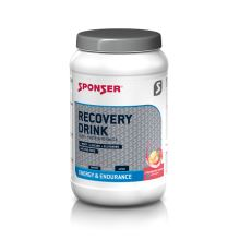 Sponser Recovery Drink Strawberry/Banana 1200g