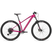 Rock Machine horské kolo Catherine 40-29 vel.XS gloss pink/light pink/crimson