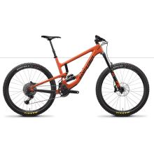 "Santa Cruz NOMAD C S-Kit 27.5"" orange / carbon"